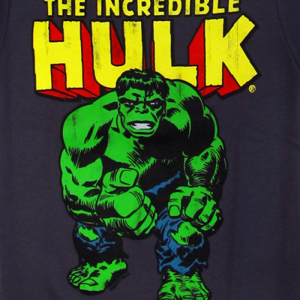 Incredibile Hulk bimbo