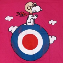 Snoopy Aviatore donna